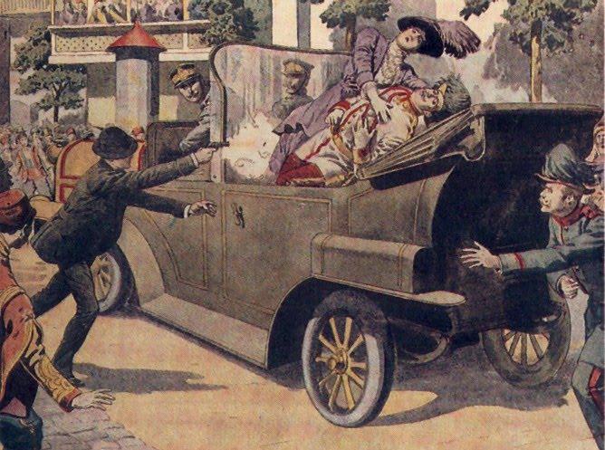 Assassinio di Francesco Ferdinando