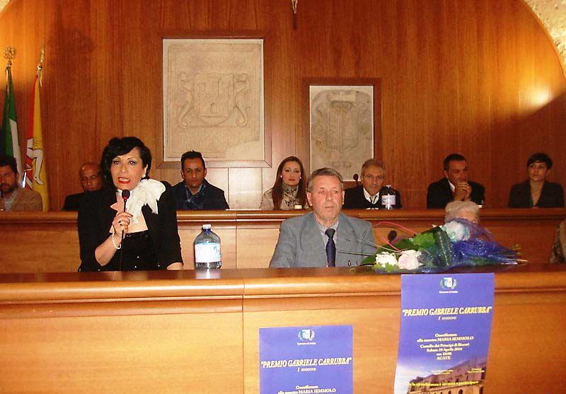 Premio Gabriele Carrubba Acate